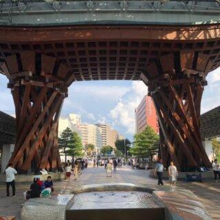 金沢散歩 – 犀川遊歩道編 –