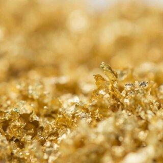 金箔と金粉の違いについて